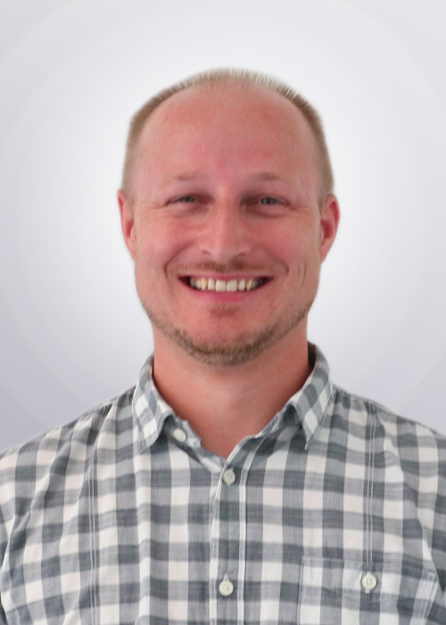 Bostjan back-end developer headshot
